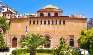 Храм Св. Софии в Салониках, Греция