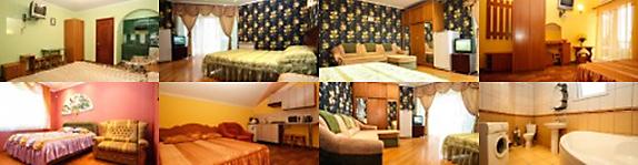 Отель в Алупке