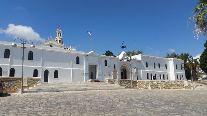 Отдых на греческом острове Тинос