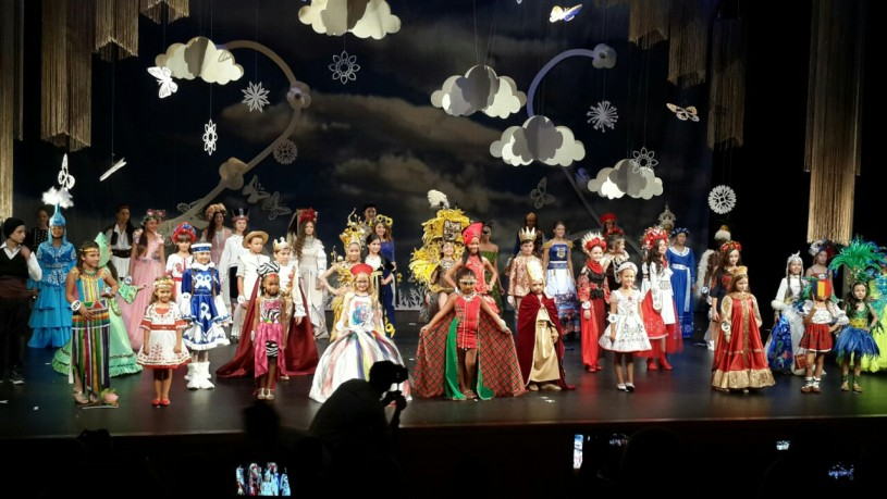 Фестиваль талантов в Салониках
